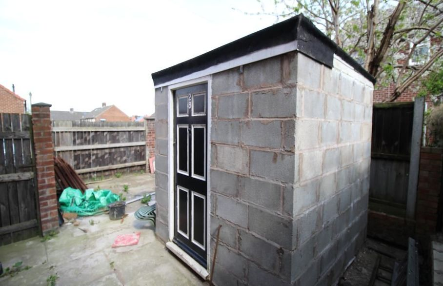 Celebrate Father's Day with dad's shed