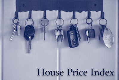 Small increase in average house prices in England & Wales