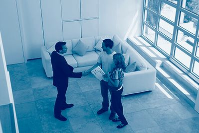Buy to Let property perspectives: The viewing