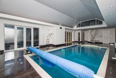 Go for gold, our top properties for sports enthusiasts…