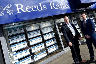 Reeds Rains Ballyhackamore is now open