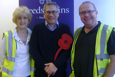 Reeds Rains supports Portishead in Bloom