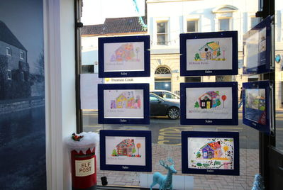 Reeds Rains in Driffield hold colouring competition