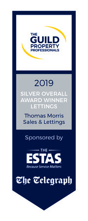 Guild Award Logo 2019 Overall SILVER LETTINGS winner Thomas Morris 01